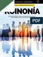 Revista Arbitrada Interdisciplinaria Koinonía
