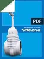 PK VALVE Catalogue