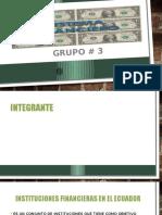 Instituciones Financieras Añadidas (1)