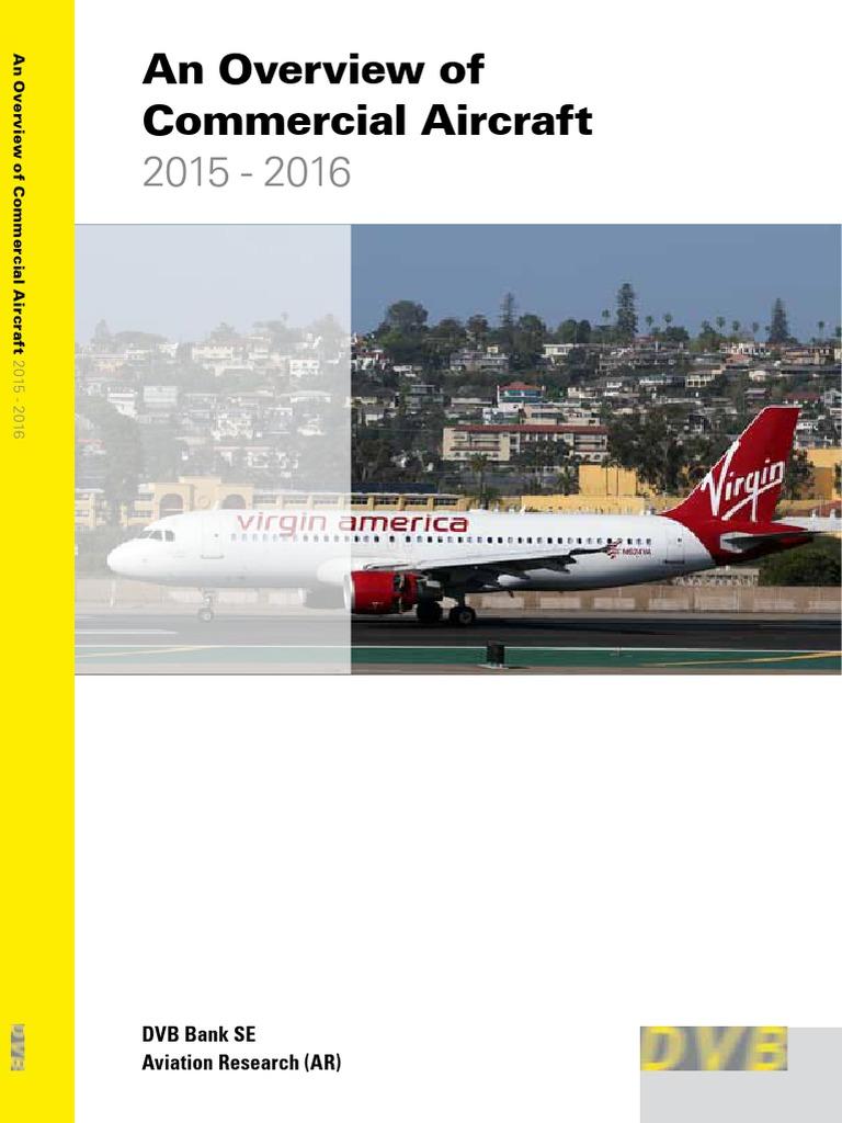 Dvb Aviation Finance Merical Aircraft Booklet 2015 2016