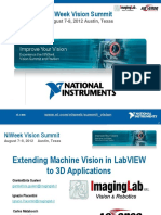 TS9566 Extending Machine Vision in LabVIEW to 3D Applications