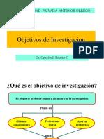 metododlogia de la investigacion