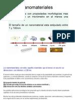 1 Nanomateriales