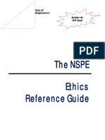 Ethics Reference Guide