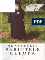 (Ilie Cleopa) Ne Vorbeste Parintele Cleopa. Indrumari Duhovnicesti (02)