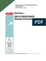 Manual Lavadora Milnor System 7