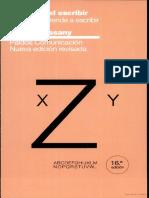 Cassany D. (2005). Describir el escribir. Barcelona Paidós .pdf