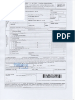 2015-16 - IS Income Tax Return and FCRA FC4