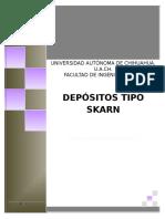 Depósito de Tipo Skarn
