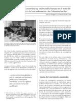 Convergencia económica y en desarrollo humano en el norte del Perú