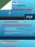 Safe Work Permit Training