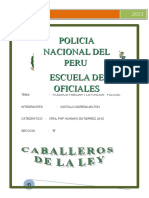 Mic Violencia Familiar y La Funcion Policial