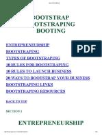 Bootstrap Ing