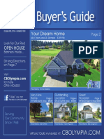 Coldwell Banker Olympia Real Estate Buyers Guide October 8th 2016
