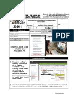 Trabajo Academico Formulacion e Inter. de Eeff. 2016 II