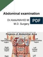 8 abdomen