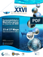 Libro de Resumenes Congreso Ciencias Del Mar