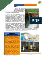 Centrales hidroelectricas en el Peru