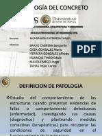 Patologia Del Concreto - Ing Construccion - USS