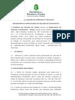 Edital de Seleo Projeto Social