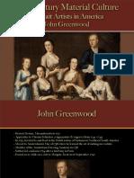 Portrait Artists - Greenwood