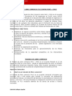 Tratado de Libre Comercio Peru Chile