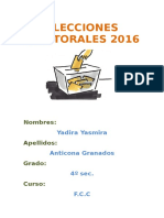 ELECCIONES ELECTORALES 2016.docx