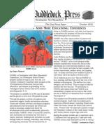 2016 October Puddledock Press