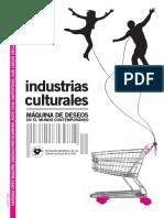 Industria Cultural en La Era de La Información