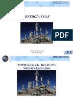 Legislacion en Medio Ambiente Modulo 7 Energia y Gas