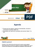 Proceso Inscripcion Saber Pro 2016