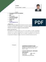 Cv - Vilca a. Luis Enrique