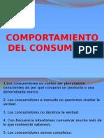 MKT Clase 03 Comportamiento Del Consumidor