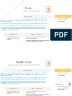 Health Care Case Study