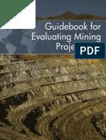 Guidebook Evaluation Mining