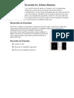 Recorrido De Árboles Binarios.docx