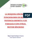 Maq. Sincrona en Red y en Paralelo(1)