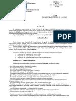 Anunt Incadrare Directa Sursa Externa - OrDINE PUBLICA - 01.10.2016