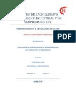 Pseudocodigos y Diagramas de Flujo (CBTis172)