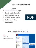 Wireless Setup  Presentation PPT