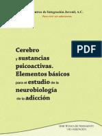 Cerebro y Sustancias Psicoactivas