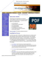 10 Steps to Writing an Essay -- Step 6_ the Introduction