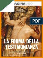 Pagina Uno La Forma Della Testimonianza