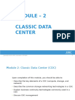 CIS Module 2_Classic Data Center
