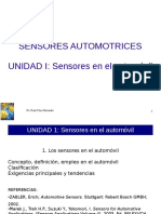 Sensores en El Automovil parte 1