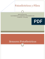 Sensores Fotoeléctricos y Fibra Óptica