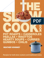 DK the Slow Cook Book (2011)