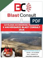 Catalogo Blast Consult 2016