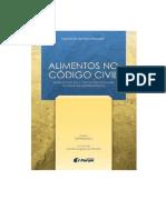 Alimentos No Código Civil - Aspectos Atuais e Controvertidos Com Enfoque Na Jurisprudência