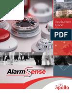 Alarmsense Application Guide
